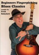 Beginners Fingerpicking Blues Guitar