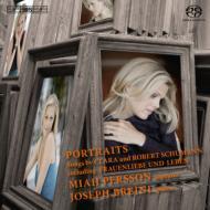 シューマン:女の愛と生涯、メアリー・スチュアート女王の詩、クララ・シューマン:ローレライ、他 パーション、ブラインル