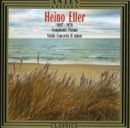 Violin Concerto, Etc: Pikaizen(Vn)Pahn / Estnisches Rso