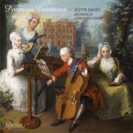 Cantatas: I.davies(Ct)J.cohen / Arcangelo