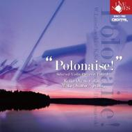 大谷玲子: Plays Plonaise-polish Violin Works