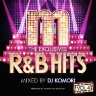 Manhattan Records The Exclusives R&B Hits Vol.4 Mixed by DJ KOMORI