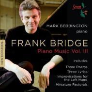 Piano Works Vol.3: Bebbington