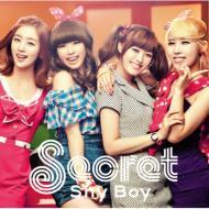 Shy Boy 【通常盤】