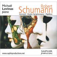 Symphonic Etudes, Carnaval, Etc: Levinas(P)