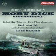 カンタータ『白鯨』、シンフォニエッタ ショーンヴァント&デンマーク国立放送交響楽団、ウィルソン=ジョンソン、他