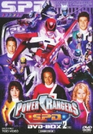 POWER RANGERS S.P.D.DVD-BOX 2