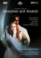 Ariadne auf Naxos : Marelli, C.Davis / Staatskapelle Dresden, S.Koch, S.Anthony, I.Martinez, Villars, etc (2000 Stereo)
