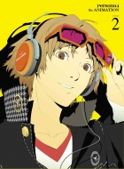 Persona4 The Animation Vol.2 (Limited Manufacture Edition)