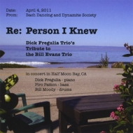 Re: Person I Knew -Tribute To The Bill Evans Trio