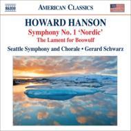 交響曲第1番『ノルディック』、ベオウルフの哀歌 シュウォーツ&シアトル交響楽団