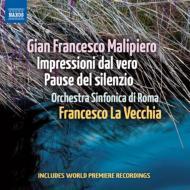 『自然の印象』、『間隔と静寂』 ラ・ヴェッキア&ローマ交響楽団