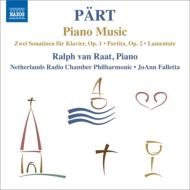 Piano Works : Van Raat(P)Falletta / Netherlands Radio Philharmonic
