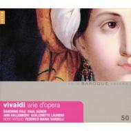ヴィヴァルディ(1678-1741)/Opera Arias Etc: Piau(S) Hellenberg Laurens(Ms) Agnew(T) Sardelli / Modo Antiquo