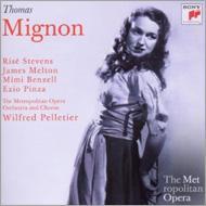 『ミニョン』全曲 ペルティエ&メトロポリタン歌劇場、スティーヴンズ、ピンツァ、他(1945 モノラル)(2CD)