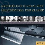 Masterpieces of Classical Music (52CD)