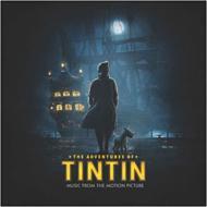 『タンタンの冒険★ユニコーン号の秘密★』 オリジナルサウンドトラック