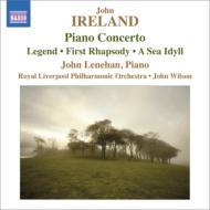 ピアノ協奏曲、『伝説』、ピアノ作品集 レナハン、J.ウィルソン&ロイヤル・リヴァプール・フィル