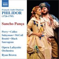 喜歌劇『サンチョ・パンサ』全曲 R.ブラウン&オペラ・ラファイエット管、D.ペリー、カレオ、他(2010 ステレオ)