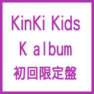 K album (+DVD)【初回限定盤】