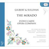 『ミカド』全曲 ゴドフリー&ロンドン新交響楽団、ドイリー・カート・オペラ・カンパニー(1957 ステレオ)(2CD)