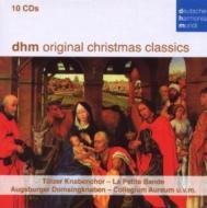 DHMオリジナル・クリスマス・クラシックス・コレクション(10CD)