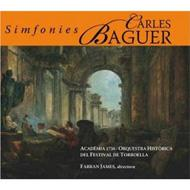 Sinfonias: F.james / Torroella Festival Historical O