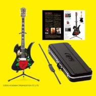 hide Guitar Collection Rose Skull Official Figure Complate Set