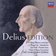 ディーリアス・エディション マッケラス&ウェールズ・ナショナル・オペラ管、他(8CD)
