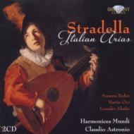 イタリアン・アリア集 リュデーン、オーロ、アバディエ、アストロニオ&ハルモニチェス・ムンディ(2CD)