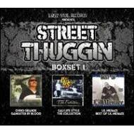 ローチケHMVChino Grande / Cali Life Style / Lil Menace/Street Thuggin Boxset 1