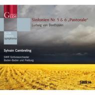 Symphonies Nos,  5,  6,  : Cambreling  /  SWR Symphony Orchestra