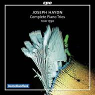 ハイドン(1732-1809)/Comp. piano Trios: Trio 1790