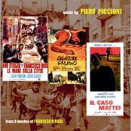From 3 Movies Of Francesco Rosi: Le Mani Sulla Citta / Salvatore Giuliano / Il Caso Mattei