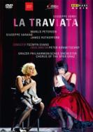 ヴェルディ(1813-1901)/La Traviata: T.evans / Graz Opera M.petersen Fehrs Lubahn Violetta