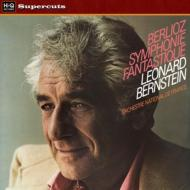 Symphonie Fantastique : Bernstein / French National Orchestra (180g vinyl)