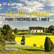 ピアノ協奏曲第1番、第2番 シーヴェレフ、ヴェンツァーゴ&マルメ交響楽団