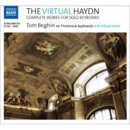 ピアノ・ソナタ全集 トム・ベギン(チェンバロ、クラヴィコード、スクエアピアノ、フォルテピアノ、ピアノ)(12CD+1DVD)