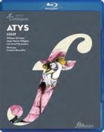 『アティス』全曲 ヴィレジエ演出、クリスティ&レザール・フロリサン、B.リヒター、ドゥストラック、他(2011 ステレオ)(2Blu−ray)