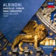 オーボエ協奏曲集〜アルビノーニ、マルチェッロ、ヴィヴァルディ ホリガー、イ・ムジチ合奏団、他