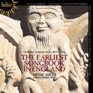 イギリス最古の唱歌集 ゴシック・ヴォイセズ