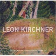 Orch.works: Kirchner / Former Harvard Co Mitropoulos / Nyp Etc