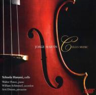 Cello Works: Hanani(Vc)W.ponce(P)