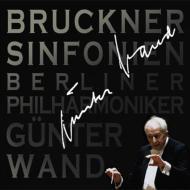 Sym, 4, 5, 7, 8, 9, : G.wand / Bpo (Ltd) / Bruckner (1824-1896)