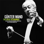 ギュンター・ヴァント/ザ・グレイト・レコーディングス(28CD+DVD)