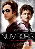 NUMB3RS SEASON 6 (FINAL)COMPLETE DVD BOX PART 1
