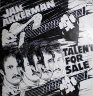 HMV&BOOKS onlineJan Akkerman/Talent For Sale (Rmt)
