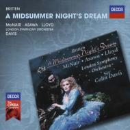 A Midsummer Night's Dream : C.Davis / London Symphony Orchestra, Asawa, McNair, Ainsley, Ferguson, Bostridge, etc (1995 Stereo)(2CD)