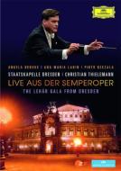 ドレスデンのジルヴェスター・コンサート2011〜レハール・ガラ ティーレマン&シュターツカペレ・ドレスデン、デノケ、ベチャワ、ラビン
