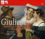 ギターのための民謡集、練習曲集、ロッシーニアーナ カルトーニ、カソーリ、スカットーリ(3CD)